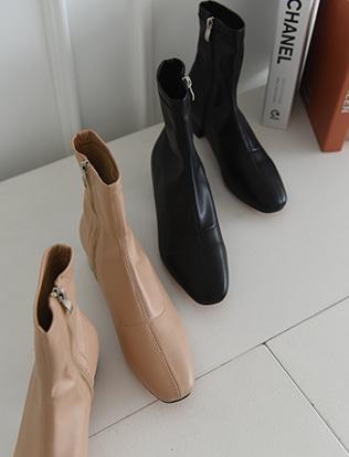 purplia-세련된 샤프 앵클부츠♡韓國女裝鞋