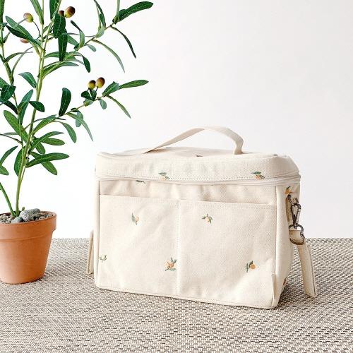 dottodot 橄欖花保溫袋 Large Storage Bag (不含內隔)