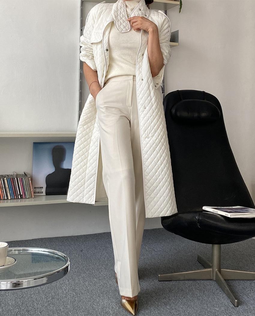 myclassy-sander belt padding♡韓國女裝外套