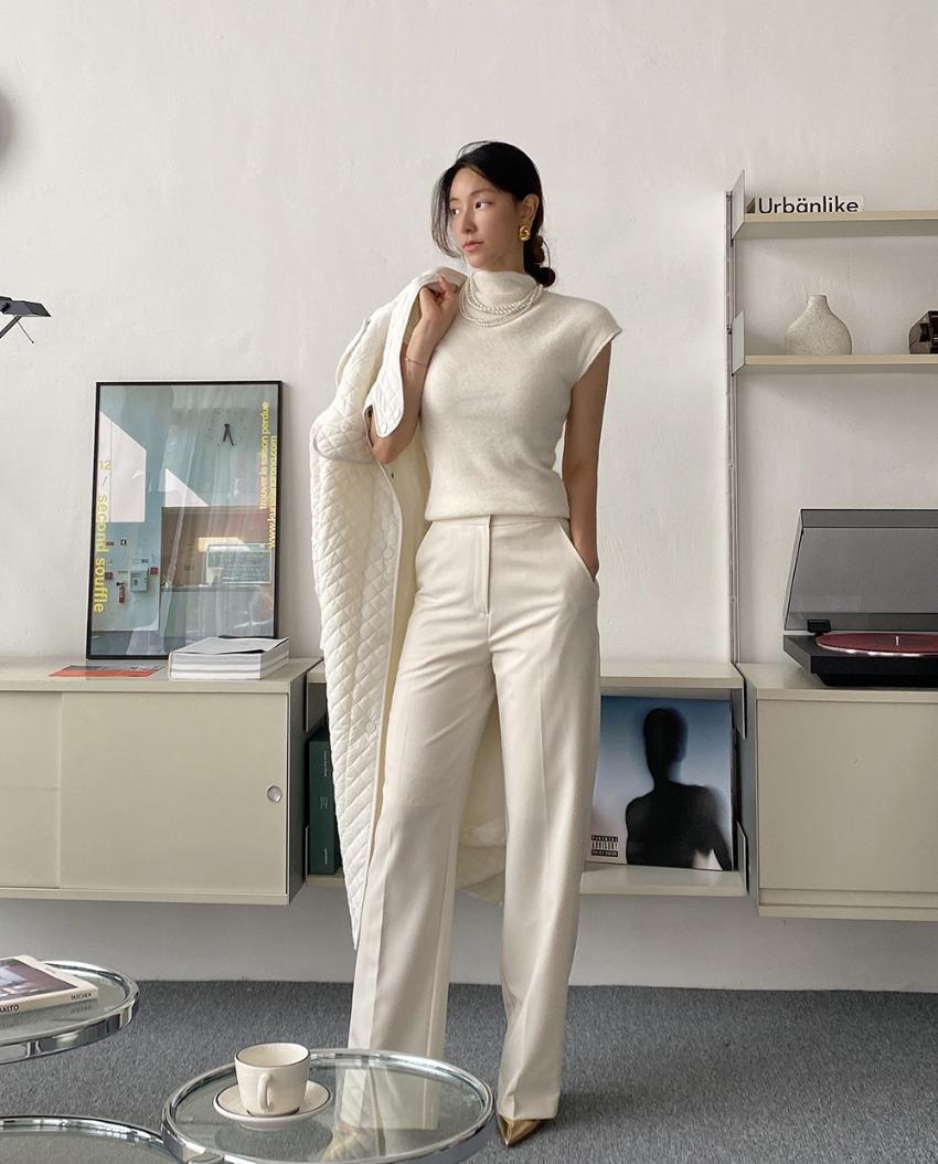 myclassy-Vernis Classic Pants♡韓國女裝褲