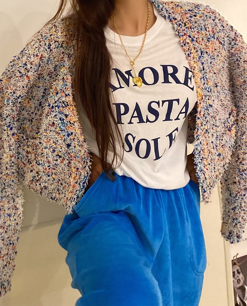 myclassy-candy popcorn cardigan♡韓國女裝上衣
